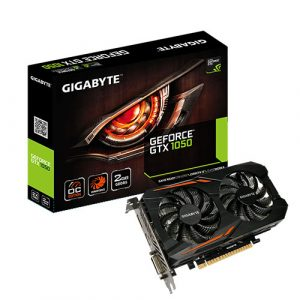 Gigabyte GeForce GTX 1050 Gaming 2GB GDDR5 Graphics Card