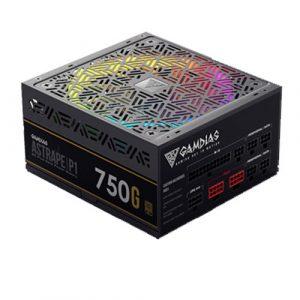 GAMDIAS ASTRAPE P1-750G RGB Power Supply