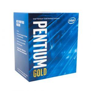 Intel Pentium Gold G5400 Processor 4M Cache, 3.70 GHz