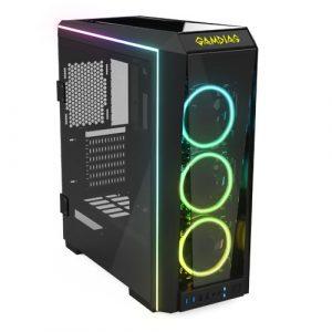 GAMDIAS TALOS P1 RGB Mid-TOWER CASE