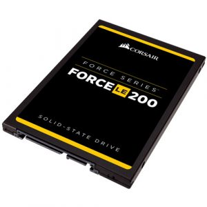 CORSAIR FORCE SERIE LE200 480GB SATA 3 6GB/S SOLID STATE DRIVE