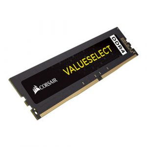 Corsair Value Select 8GB (1x8GB) DDR4 2666MHz C18 Memory