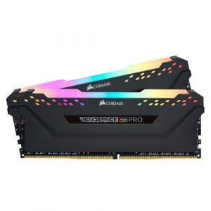 Corsair Vengeance RGB PRO 16GB (2x8GB) DDR4 3200MHz C16 Memory Kit