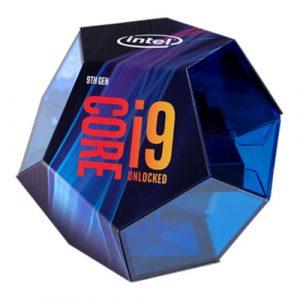 Intel Core i9-9900K Processor 16M Cache, up to 5.00 GHz
