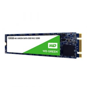WD GREEN 120GB M.2 STORAGE