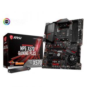 MSI MPG X570 Gaming Plus AMD Motherboard