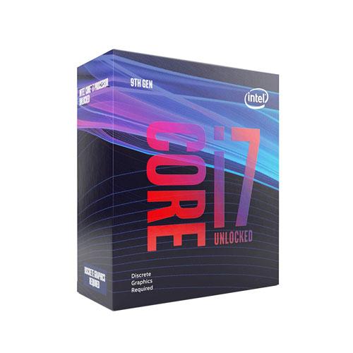 Intel Core i7-9700F Processor 12M Cache, up to 4.70 GHz