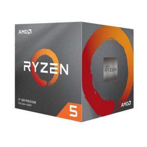 AMD Ryzen 5 3600X Desktop Processors With Wraith Spire Cooler