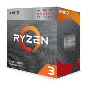 AMD Ryzen 3 3200G Desktop Processors With Wraith Stealth Cooler