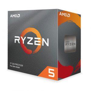 AMD Ryzen 5 3600 Desktop Processors With Wraith Stealth Cooler