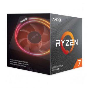 AMD Ryzen 7 3700X Desktop Processors With Wraith Prism Cooler