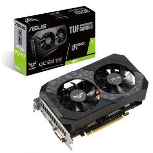 Asus TUF GTX 1660 Gaming OC 6GB Graphics Card