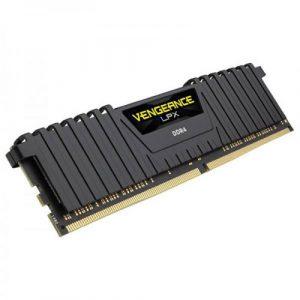 Corsair Vengeance LPX 8GB (1x8GB) DDR4 3200MHz C16 Red Memory