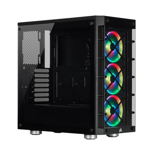 Corsair ICUE 465X RGB ATX Mid-Tower Smart Case