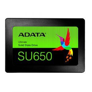 """Adata SU650 120GB SSD 2.5"""" SATA 6GB/S Ultimate Solid State Drive"""