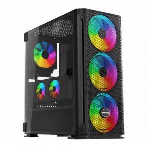 Raidmax F01 ARGB ATX Mid Tower Case