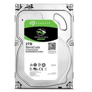 Seagate Desktop HDD BarraCuda ST2000DM006 2TB 64MB Cache SATA 6.0Gb/s 3.5