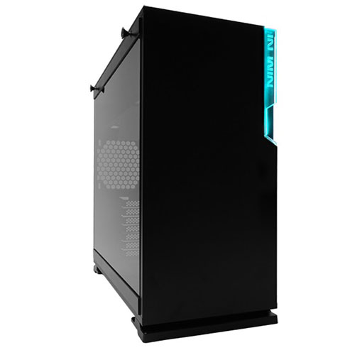 IN WIN 101 BLACK Type C Mid Tower Case