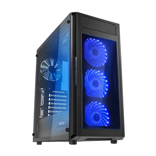 Raidmax ALPHA Prime Black Mid-Tower Case