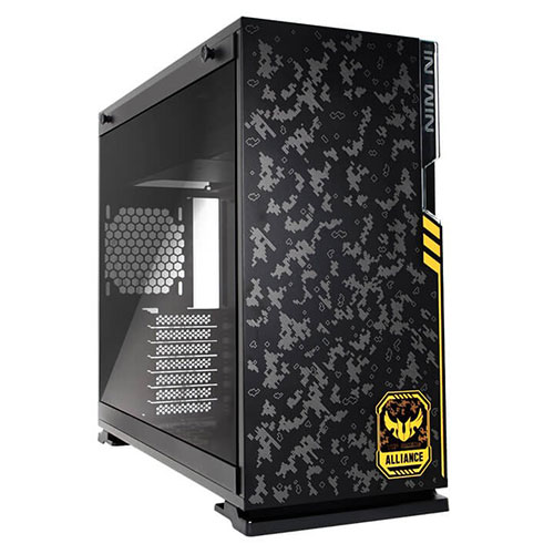 IN WIN 101 TUF GAMING Mid Tower Case