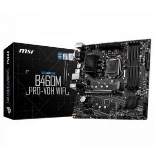 MSI B460M Pro-VDH (Wi-Fi) Motherboard