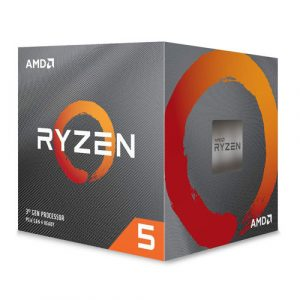 AMD Ryzen 5 3500 (6 Threads, 6 Cores, Up-To 4.1GHz) Desktop Processor with Wraith Stealth Cooler