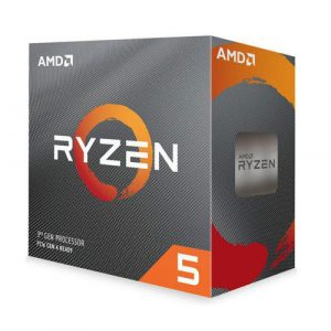 AMD Ryzen 5 3500X (6 Threads, 6 Cores, Up-To 4.1GHz) Desktop Processor with Wraith Stealth Cooler