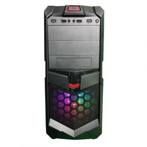 Raidmax E105 RGB Micro ATX Case