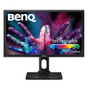 BenQ PD2700Q Designer professional, 27'inch IPS, 2K QHD, 100% sRGB Designer Series Monitor