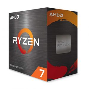 AMD Ryzen 7 5800X 8 Cores, 16 Threads, Up to 4.7GHz Desktop Processor