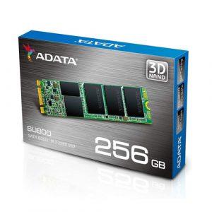 Adata Ultimate SU800 256GB M.2 2280 SATA 6GB/S SSD