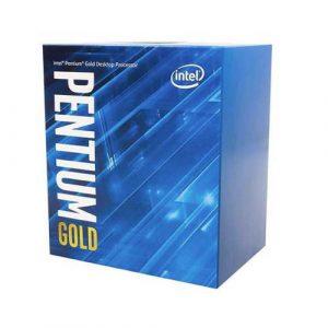 Intel Pentium Gold G6400 Processor 4M Cache, 4.00 GHZ
