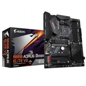 Gigabyte B550 Aorus Elite V2 Motherboard