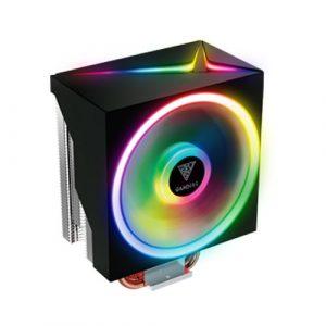 Gamdias Boreas|M1-610 Dual Ring ARGB Fan CPU Air Cooler
