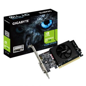 Gigabyte GeForce GT 710, 2GB DDR5 Graphics Card