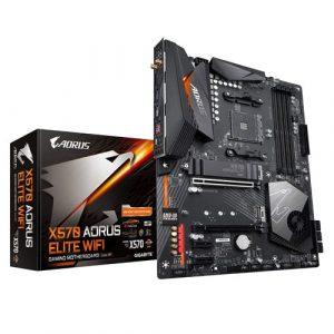 Gigabyte X570 Aorus Elite Wi-Fi Gaming Motherboard