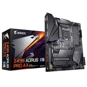 Gigabyte Z490 Aorus PRO AX Gaming Motherboard