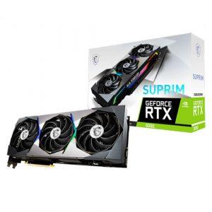 MSI GeForce RTX 3090 SUPRIM 24GB GDDR6X Graphics Card
