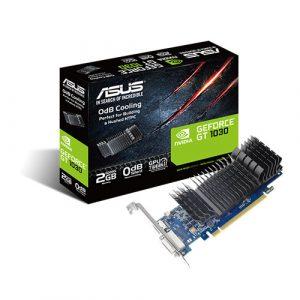 Asus Geforce GT1030 2GBGDDR5 Low Profile Graphics Card