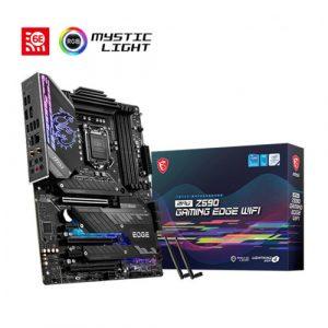 MSI MPG Z590 Gaming Edge (Wi-Fi) Motherboard