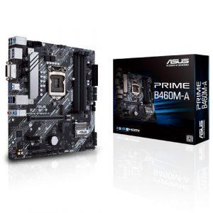 Asus Prime B460M-A (Micro ATX) Motherboard