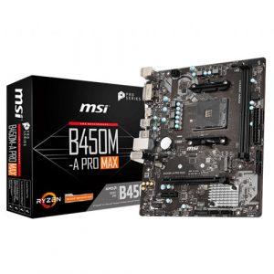 MSI B450M-A Pro Max Motherboard