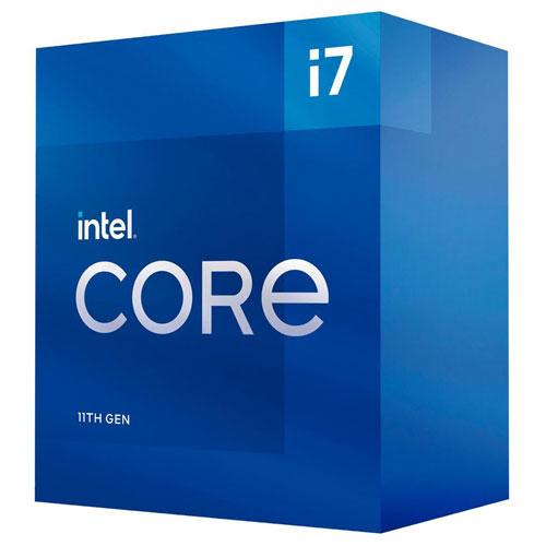 Intel® Core™ i7-11700 Processor (16M Cache, up to 4.90 GHz)