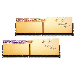G.SKILL Trident Z Royal RGB 16GB (2X8GB) DDR4 3600MHz DIMM Memory Kit