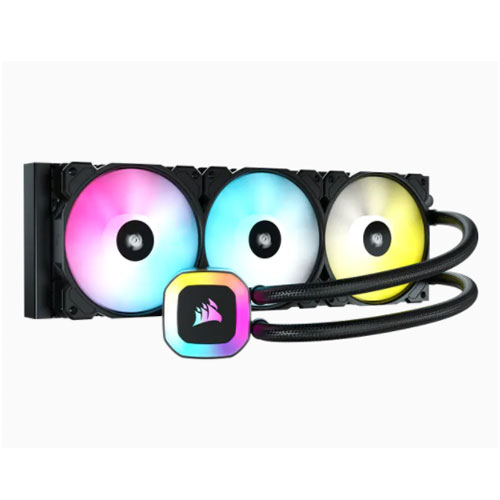 Corsair H150 RGB 360mm Liquid CPU Cooler