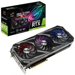 ROG Strix Geforce RTX 3060 Ti V2 OC Edition 8GB GDDR6 With LHR
