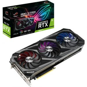 ROG Strix GeForce RTX 3080 Ti OC Edition 12GB GDDR6X