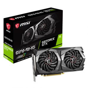 MSI GeForce GTX 1650 D6 Gaming 4GB GDDR6 Graphics Card