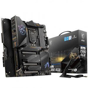 MSI MEG Z590 ACE - Gaming Motherboard