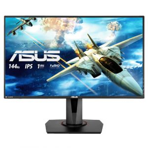"Asus TUF Gaming VG279Q 27"" Inch FHD IPS 144Hz 1ms FreeSync Gaming Monitor"